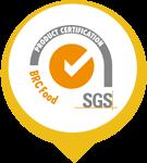 Certification SGS et BRC Food